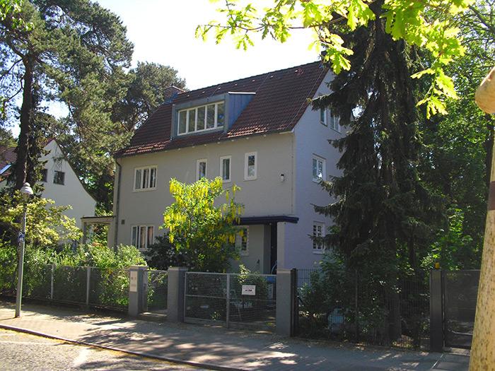 Sanierung, Berlin Wilmersdorf