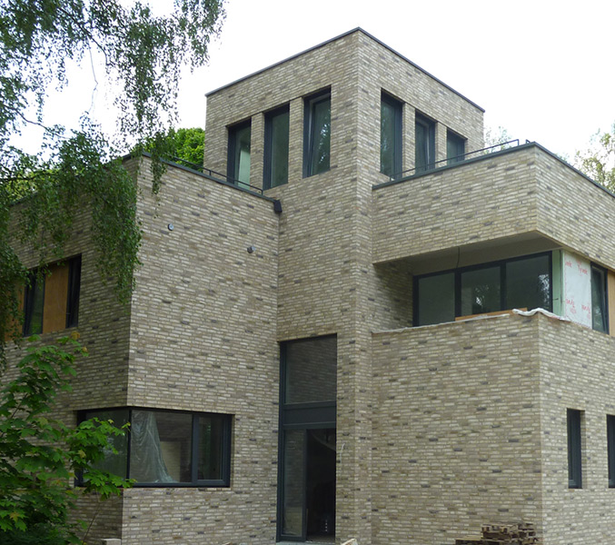 Neubau, Potsdam (2007-2010)