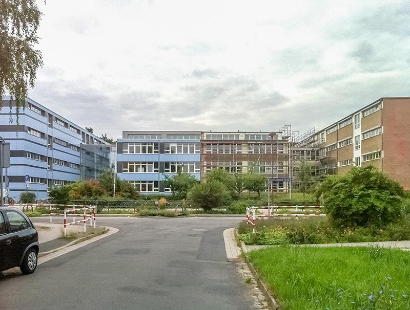 Gottlieb Daimler Oberschule, Ludwigsfelde