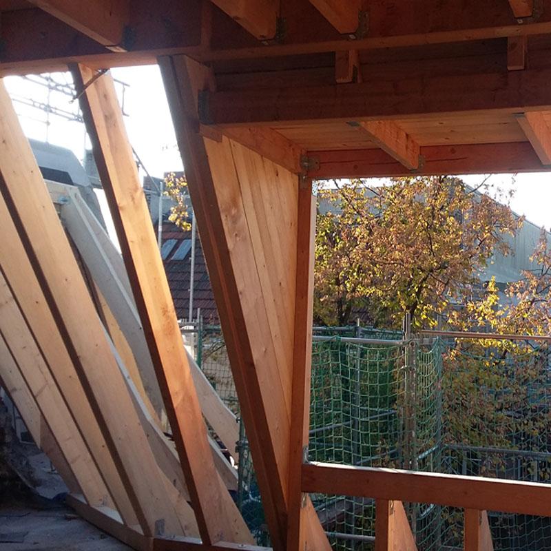 Ausbau Dachgeschoss Berlin Charlottenburg | bfl Architekten Berlin