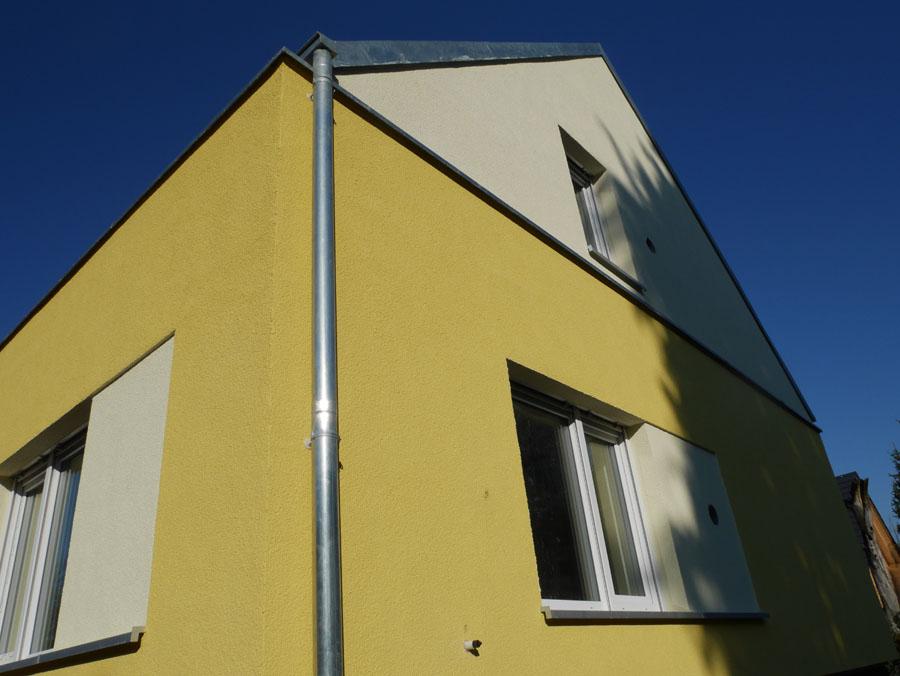 Neubau Niedrigenergiehaus | bfl Architekten Berlin